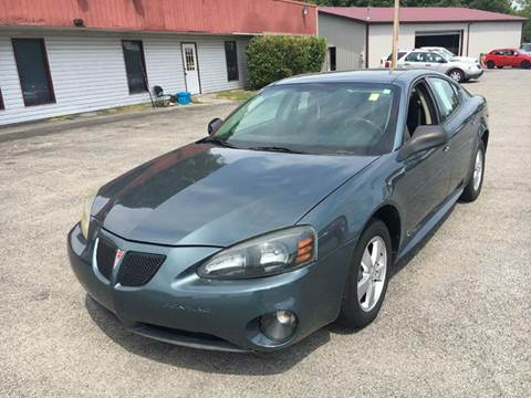 2007 Pontiac Grand Prix for sale in Murphysboro, IL