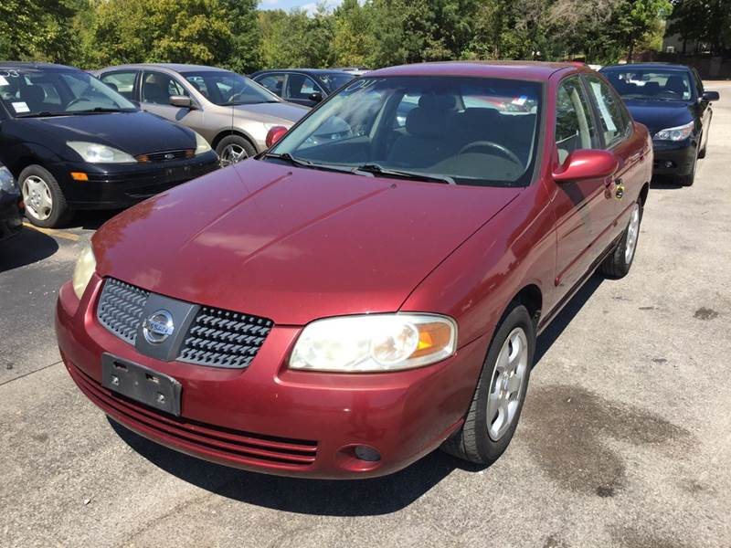 2004 Nissan Sentra 18 S 4dr Sedan In Murphysboro Il Best Buy Auto