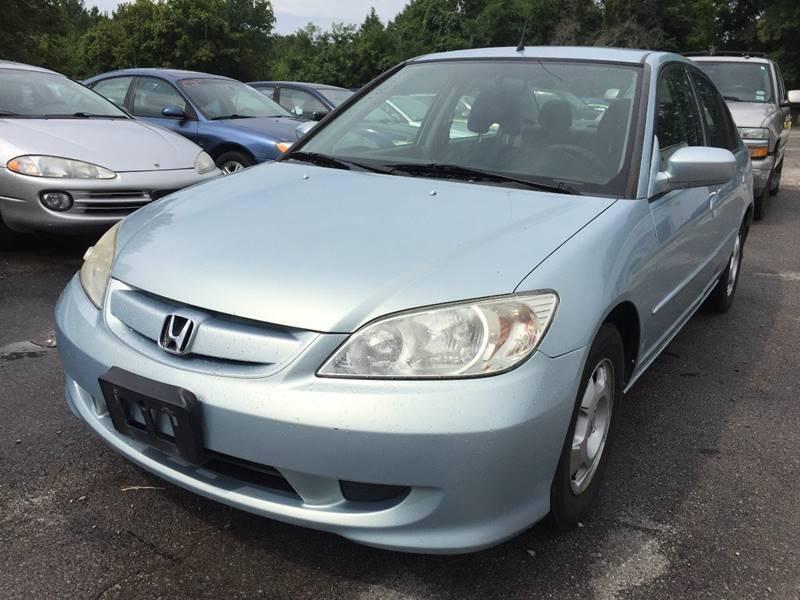 2004 Honda Civic Hybrid 4dr Sedan   Murphysboro IL