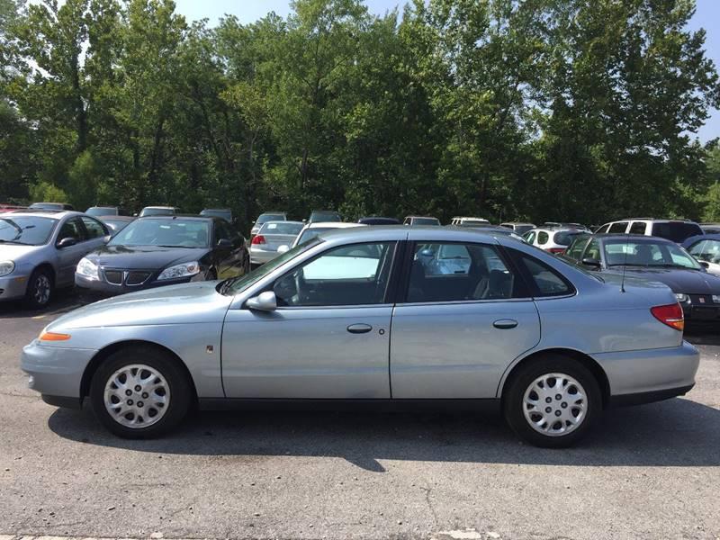 2002 Saturn L Series L200 4dr Sedan In Murphysboro Il Best Buy