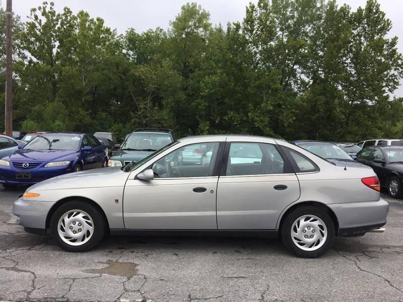 2000 Saturn L Series Ls 4dr Sedan In Murphysboro Il Best Buy Auto
