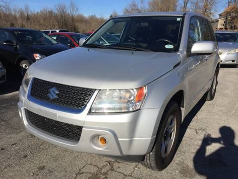 2011 Suzuki Grand Vitara Premium