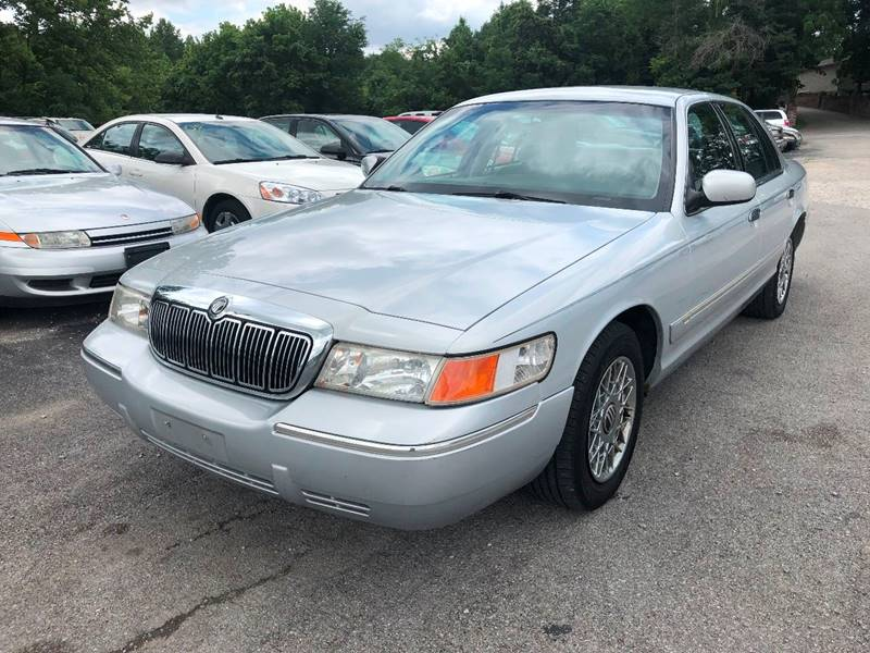 2002 Mercury Grand Marquis GS 4dr Sedan In Murphysboro IL