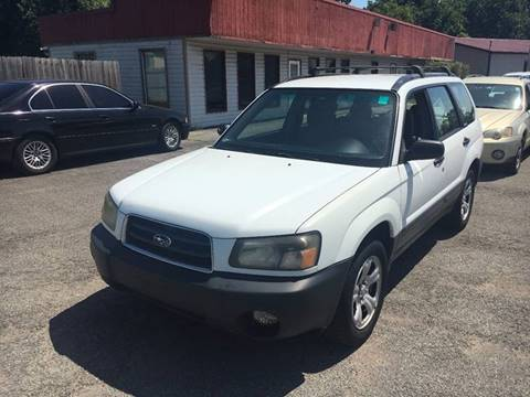 2003 Subaru Forester for sale in Murphysboro, IL