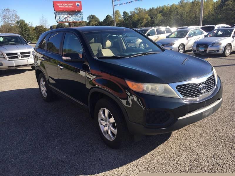 2011 Kia Sorento LX 4dr SUV - Murphysboro IL