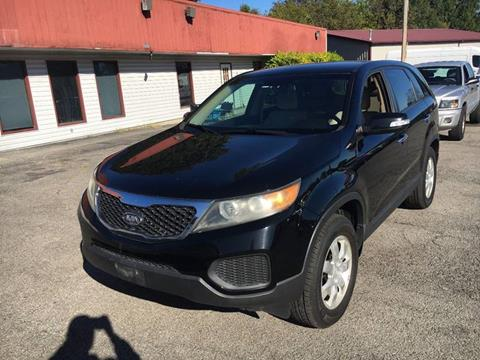 2011 Kia Sorento for sale at Best Buy Auto Sales in Murphysboro IL
