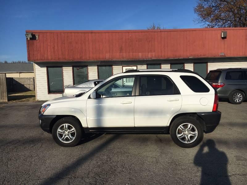 2007 Kia Sportage EX 4dr SUV - Murphysboro IL