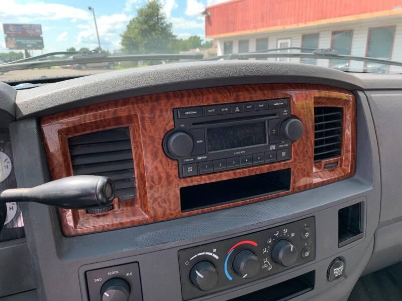 2006 Dodge Ram Pickup 2500 4x4 SLT 4dr Quad Cab 6.3 ft. SB Pickup - Murphysboro IL
