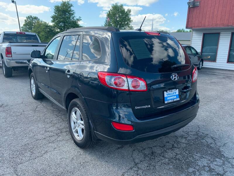 2012 Hyundai Santa Fe GLS 4dr SUV (I4) - Murphysboro IL