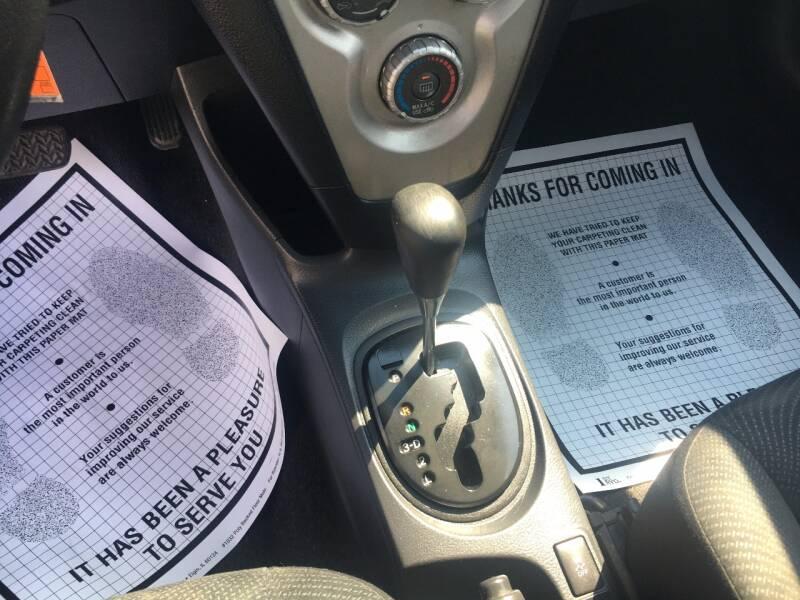 2012 Toyota Yaris Fleet 4dr Sedan 4A - Murphysboro IL