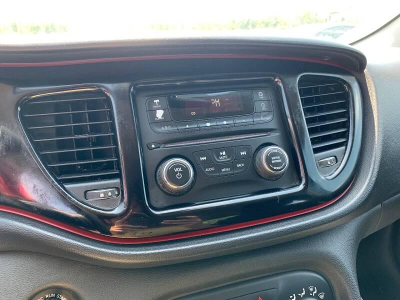 2016 Dodge Dart SE 4dr Sedan - Murphysboro IL