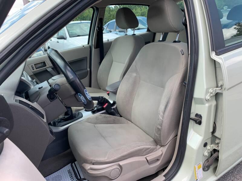 2011 Ford Focus S 4dr Sedan - Murphysboro IL