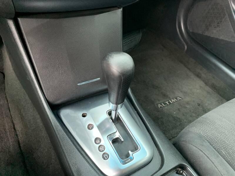 2012 Nissan Altima 2.5 S 4dr Sedan - Murphysboro IL