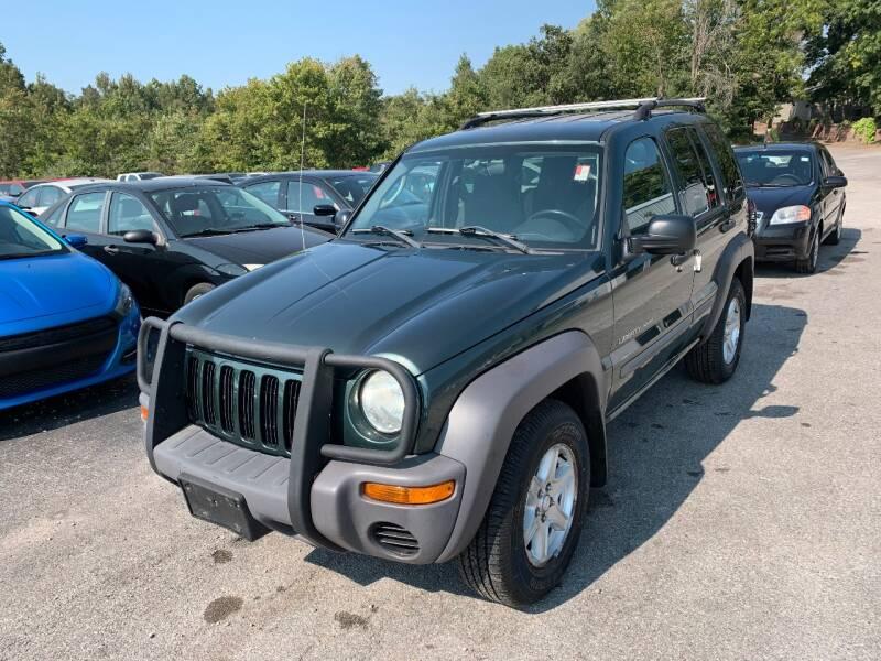 2003 Jeep Liberty 4dr Sport 4WD SUV - Murphysboro IL