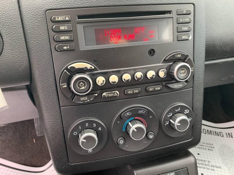 2008 Pontiac G6 Value Leader 4dr Sedan - Murphysboro IL
