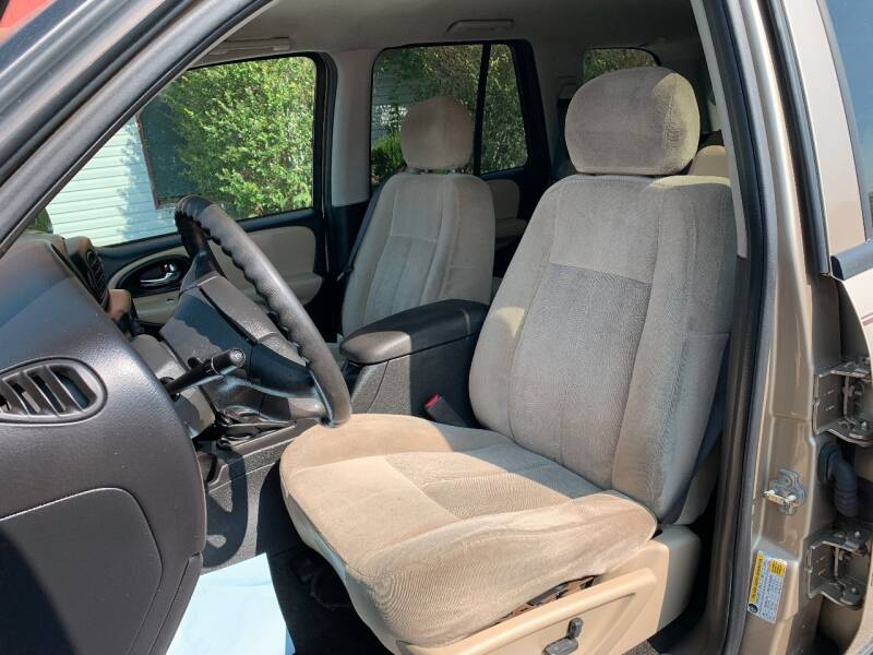 2006 Chevrolet TrailBlazer LS 4dr SUV 4WD w/1SB - Murphysboro IL