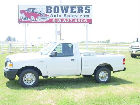 2006 Ford Ranger for sale in Mounds, OK