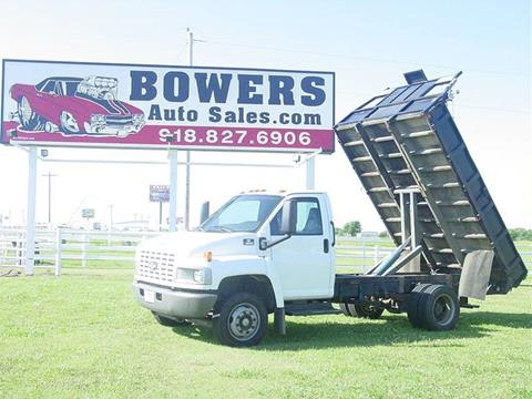 Dump Truck For Sale in Mounds, OK - BOWERS AUTO SALES