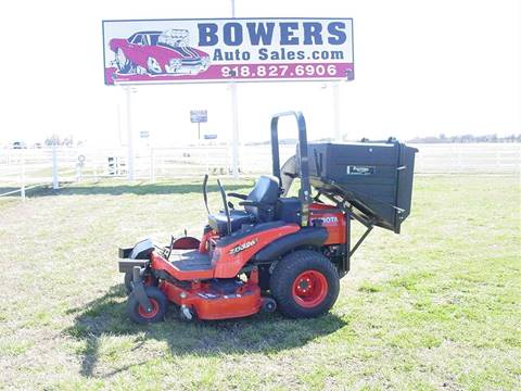 2016 Kubota ZD326S for sale in Mounds, OK