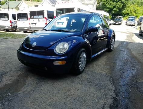 2002 Volkswagen New Beetle for sale in Pittsfield, MA