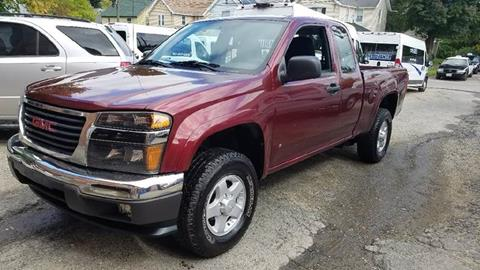 2007 GMC Canyon for sale in Pittsfield, MA