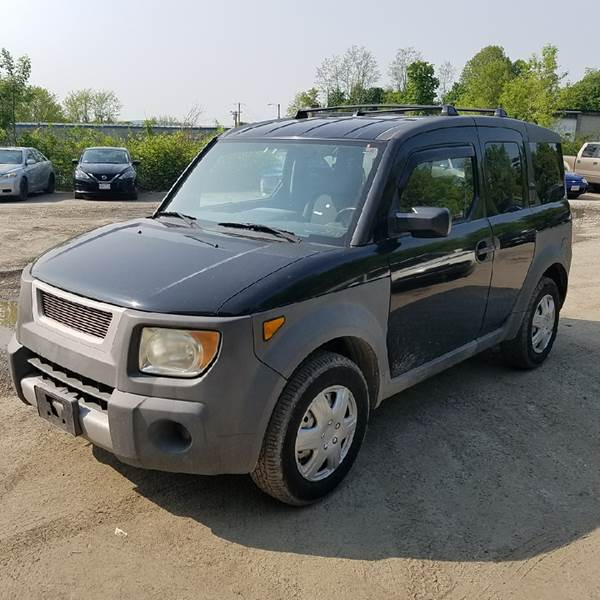 2003 Honda Element Awd Dx 4dr Suv In Pittsfield Ma Anthonys Auto