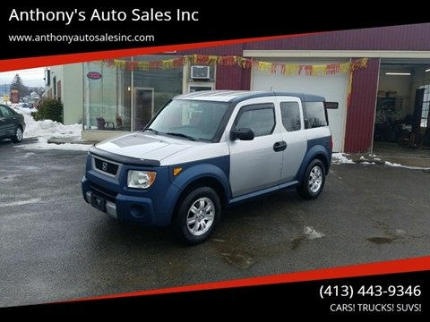 2006 Honda Element for sale in Pittsfield, MA