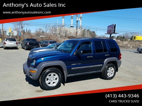 2003 Jeep Liberty for sale in Pittsfield, MA