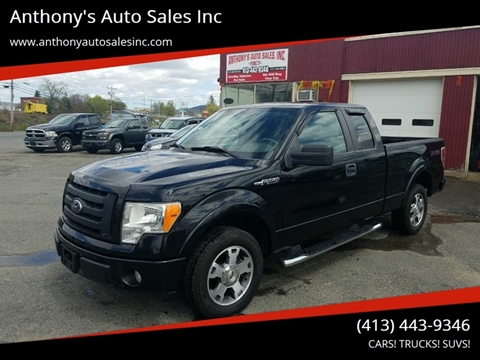 2009 Ford F-150 for sale in Pittsfield, MA