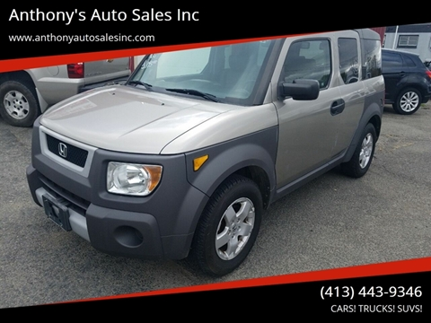 2003 Honda Element for sale in Pittsfield, MA