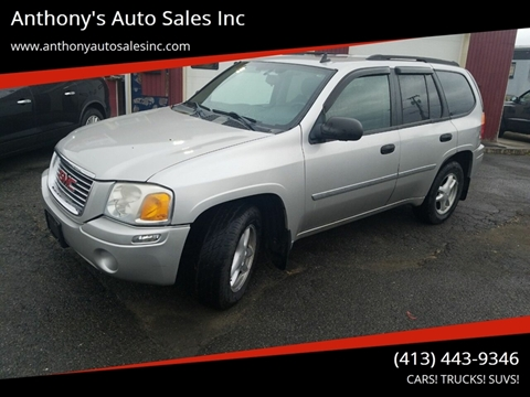 2008 GMC Envoy for sale in Pittsfield, MA