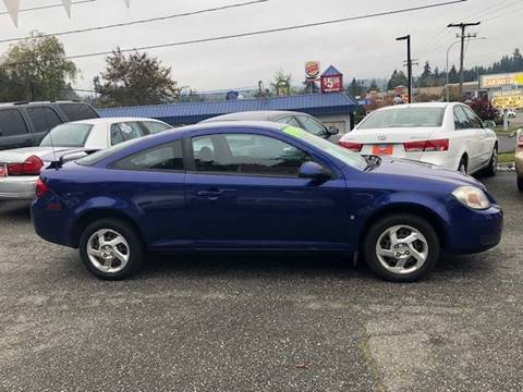 2007 Pontiac G5 for sale in Bremerton, WA