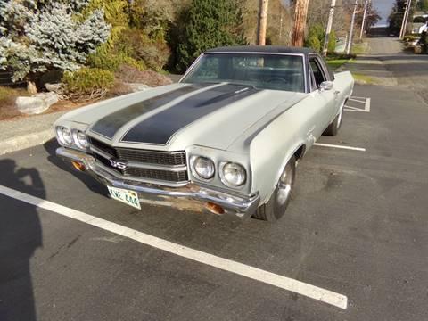 1970 Chevrolet El Camino for sale in Bremerton, WA