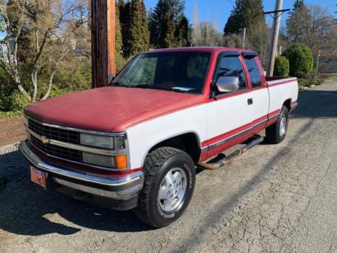 1991 Chevrolet C/K 2500 Series for sale in Bremerton, WA