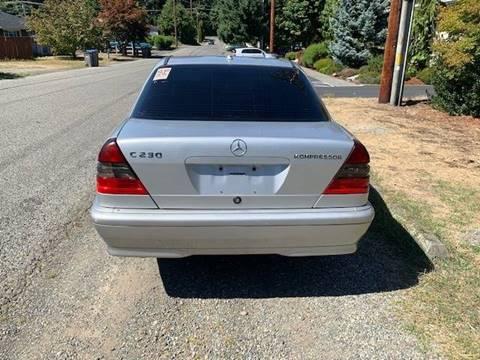 2000 Mercedes-Benz C 230 PARTS CAR