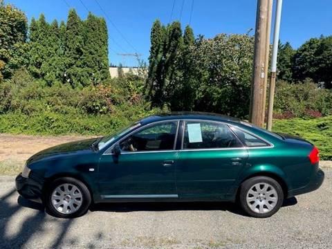 1999 Audi NEEDS WORK  A6