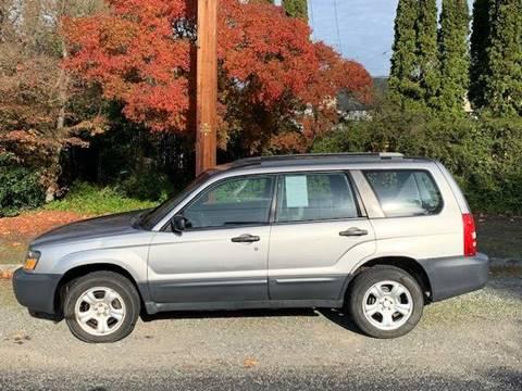2005 Subaru Forester for sale in Bremerton, WA