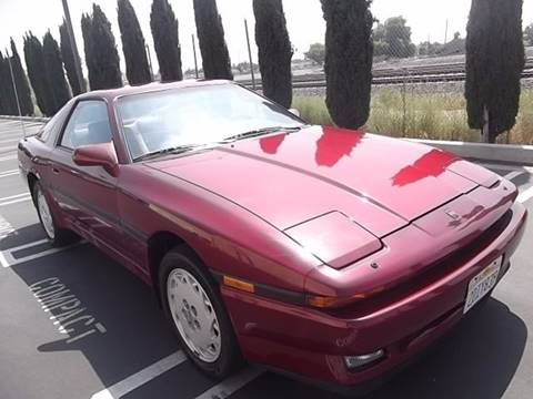 1987 Toyota Supra for sale in Ontario, CA