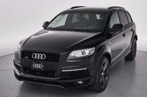 2013 audi q7 for sale. Black Bedroom Furniture Sets. Home Design Ideas