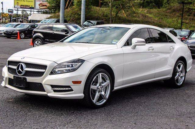 2013 mercedes benz cls cls550 4dr sedan in marietta ga for Mercedes benz marietta ga