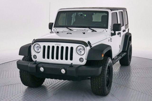 2014 jeep wrangler unlimited 4x4 willys wheeler edition 4dr suv in warrior al empire auto sales. Black Bedroom Furniture Sets. Home Design Ideas