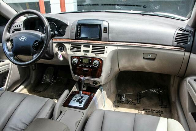 2006 Hyundai Sonata Gls V6 4dr Sedan In Warrior Al Empire Auto Sales