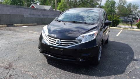 2015 Nissan Versa Note for sale in Redford, MI