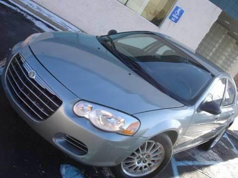 2004 Chrysler Sebring for sale at TIGER AUTO SALES INC in Redford MI