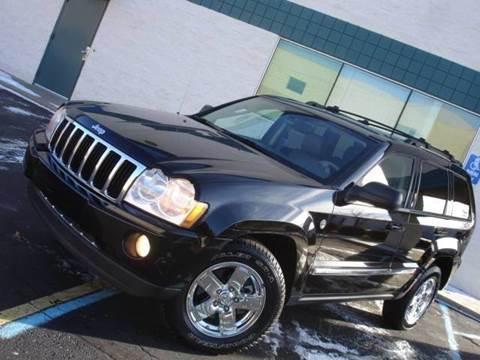 2006 Jeep Grand Cherokee for sale at TIGER AUTO SALES INC in Redford MI
