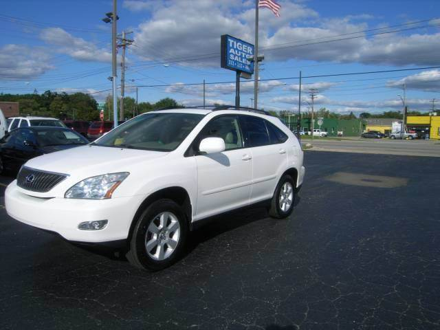 2007 lexus rx 350 awd 4dr suv in redford mi tiger auto sales inc. Black Bedroom Furniture Sets. Home Design Ideas