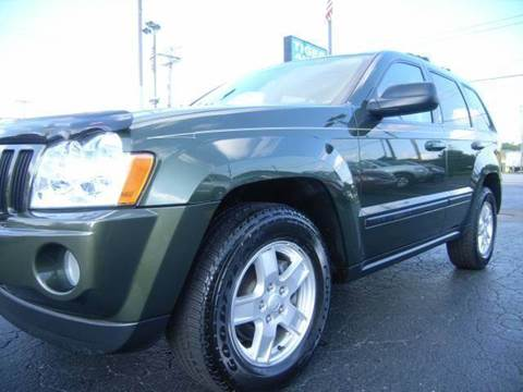 2007 Jeep Grand Cherokee for sale at TIGER AUTO SALES INC in Redford MI