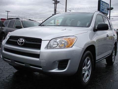 2011 Toyota RAV4 for sale at TIGER AUTO SALES INC in Redford MI