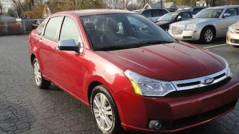 2010 Ford Focus for sale at TIGER AUTO SALES INC in Redford MI