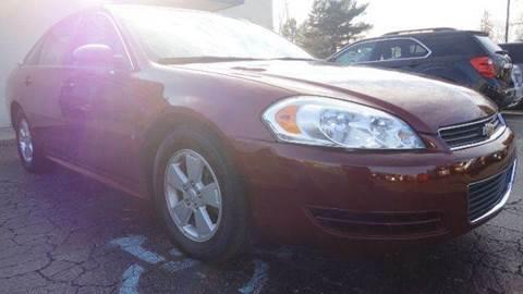 2009 Chevrolet Impala for sale at TIGER AUTO SALES INC in Redford MI